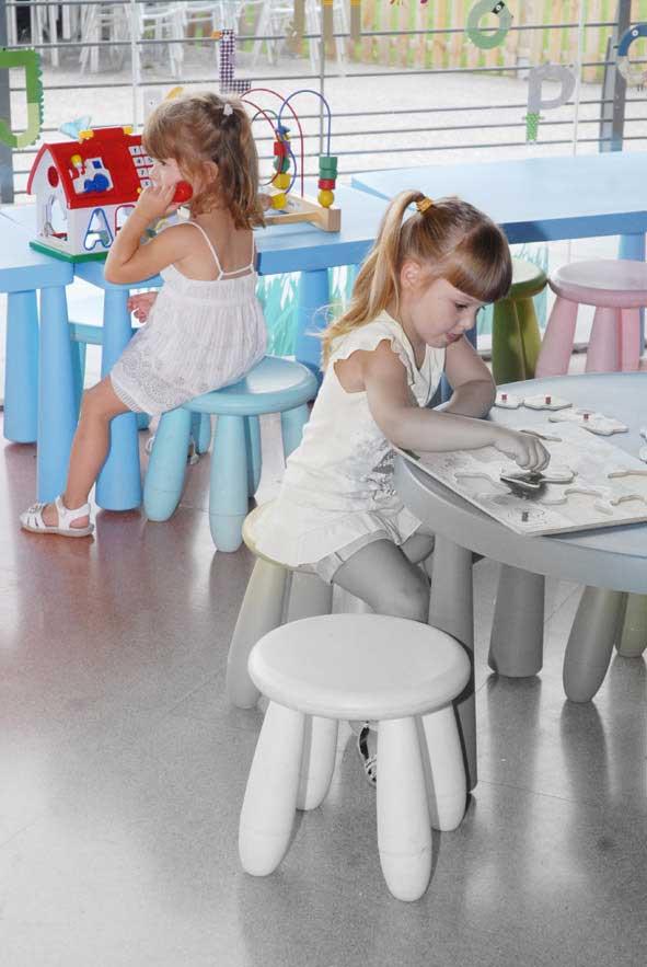 Zona Infantil Restaurante